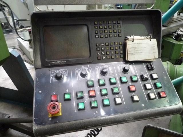 Универсальный фрезерный станок ЧПУ DECKEL FP4 ATC