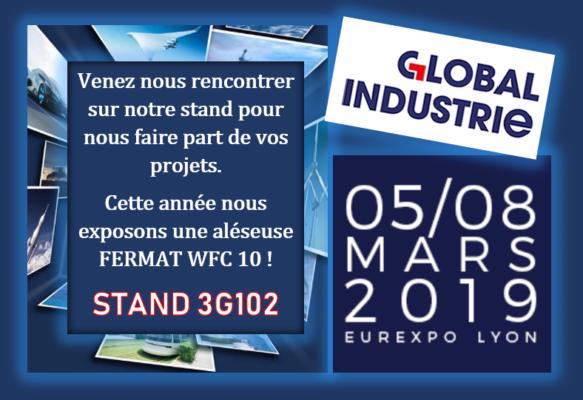 CMOI принимал участие в Global Industrie 2019 в Лионе 6