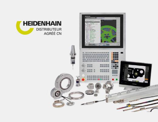 CMOI сертифицированный интегратор систем HEIDENHAIN 7
