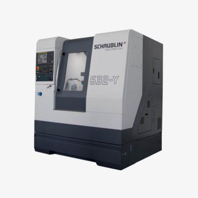 Новый токарный станок Schaublin 632-Y 2